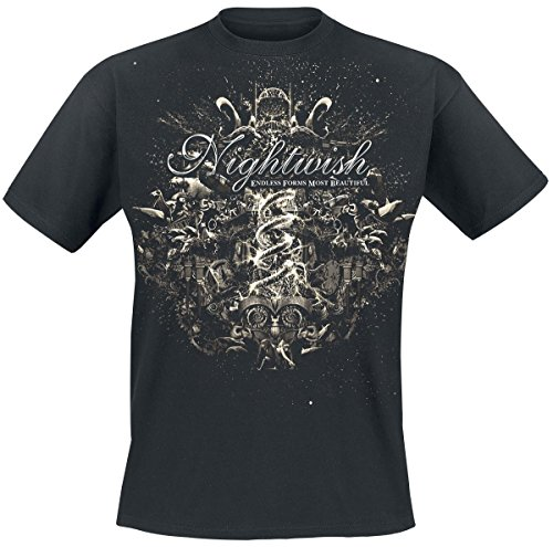Nightwish -  T-shirt - Uomo nero Medium