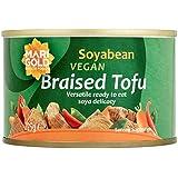 Marigold Marigold Braised Tofu 225 g (Pack of 4)