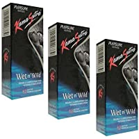 Kamasutra Wet N Wild Dotted Condom(set of 2, 24 Condoms)(Ship from India) preisvergleich bei billige-tabletten.eu