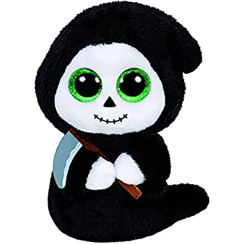 Grimm the Ghost with Scythe - TY Beanie Boo