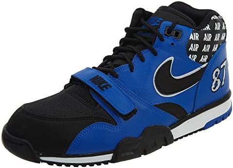 huge selection of 8f527 6c354 Nike Nike Nike Air Trainer 1 Mid SOA Uomo AQ5099  ndash  400, Uomo, Hyper  Cobalt nero-bianca ...