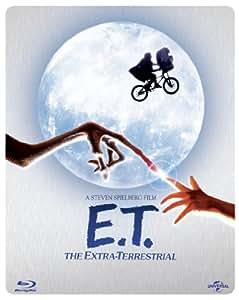 E.T. The Extra-Terrestrial - Limited Edition Steelbook (Blu-ray + Digital Copy + UV Copy) [1982] [Region Free]