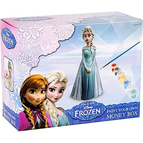 Tirelire Poupee - Disney – La Reine des Neiges –