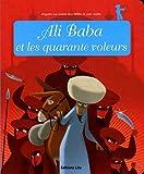 Minicontes Classiques - Ali Baba et les 40 Voleurs - Dès 3 ans