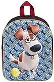 Pets 3D Kinder Rucksack 33cm x 27cm x 10cm