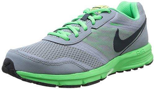 Nike Air Relentless 4, Scarpe sportive, Uomo Dv Gry/Clssc Chrcl-Psn Grn-Vlt