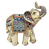 Sigris - Figura Resina Elefante 10 cm