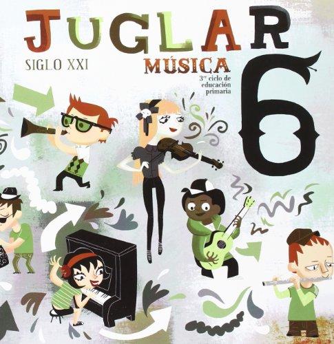 Proyecto Juglar Siglo XXI. Música. EP 6 por Vv.Aa.