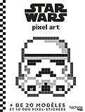 Image of Pixel art Star Wars