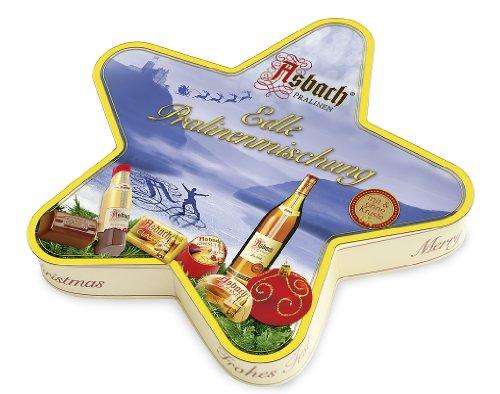 Asbach-Pralinen Weihnachtsstern Mischung, 1er Pack (1 x 155 g)