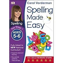 Spelling Made Easy Year 1 (Made Easy Workbooks)