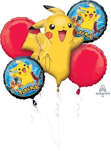 (Amscan International 8.313.168,5cm Pokémon Folie Ballon Bouquet)