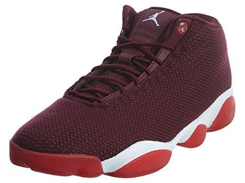 Nike 845098-600, espadrilles de basket-ball homme Rouge