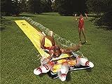 Paradies Pool Slip N Slide Wasserrutsche Bowling, Wasser-Rutschbahn für Kinder,...