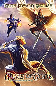 Game of Gods (The Ruination Gods Book 2) by [English, Keith Edward]