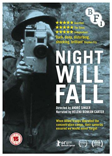 Bild von Night Will Fall [ NON-USA FORMAT, PAL, Reg.2 Import - United Kingdom ]