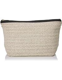 TOUS Kaos Shock Pequeña, Bolso de Mano para Mujer, Blanco (White), 14x20x25 cm (W x H x L)