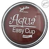 Aqua-Schminke Easy cup braun 20g