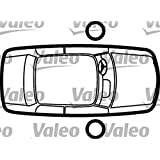 Valeo 256523 Cylindre de Serrure