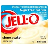 JellO Sugar Free Cheesecake 28g