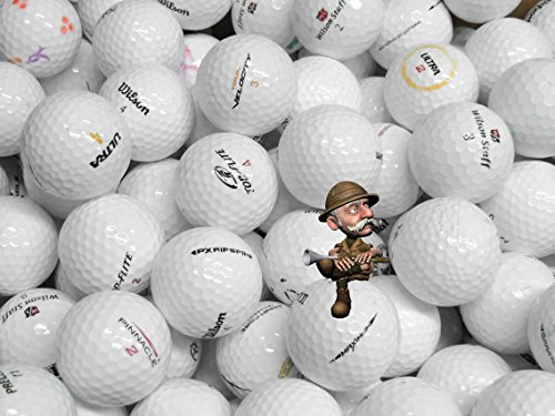Hunter – Pelotas de golf usadas marcas Mix...