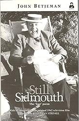 Still Sidmouth: The Lost Poem