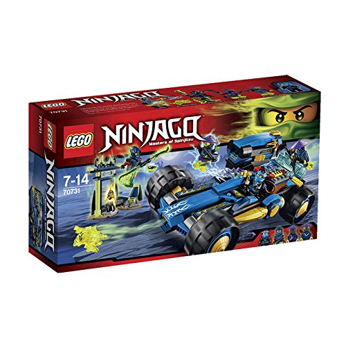LEGO Ninjago 70731 - Jay Walker One