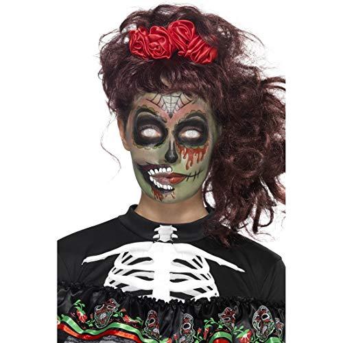NET TOYS Kit Maquillaje Zombi Día Muertos | De Varias