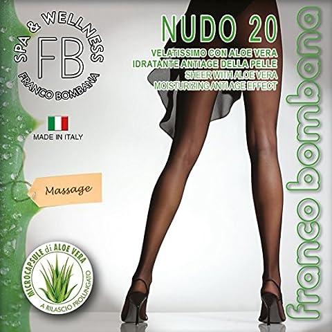 Franco Bombana Wellness COLLANT di Bellezza, Nudo