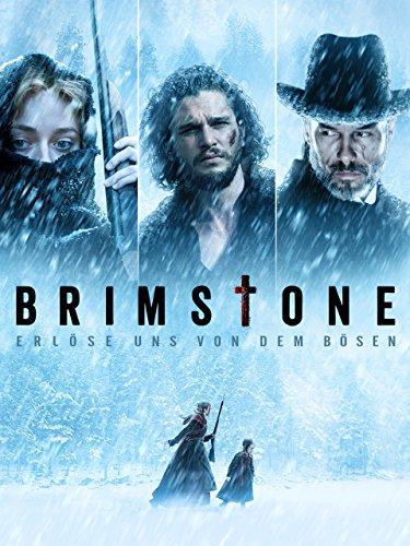 Brimstone - Erlöse uns von dem Bösen [dt./OV] - Western Cover