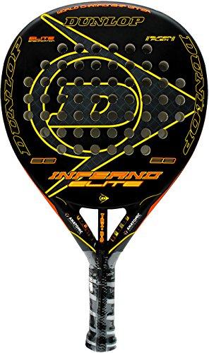 Dunlop Inferno Elite Raquette Padel, noir