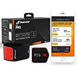 Babolat and PIQ Wearable Tennis Swing Analyzer with Serve Speed and Swing Type Tracking