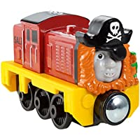 Mattel CDY 31 - Thomas Take N Play, solo vehículo salado pirata