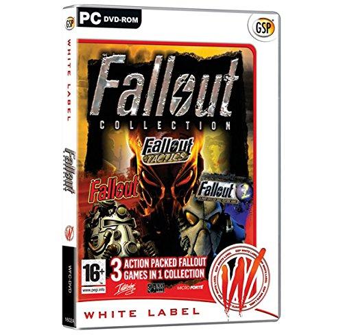 Fallout Collection (PC DVD) [Importación inglesa]