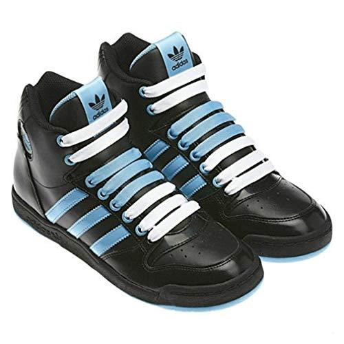 adidas Midiru Court Mid W V22954 Schuhe Sneaker schwarz-blau