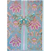 Butterfly Charm with Ribbon - Mother's day Quality card