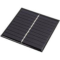 115 mm x 115 mm 2 Watt 9 Volt polykristallines Solarzellen Modul