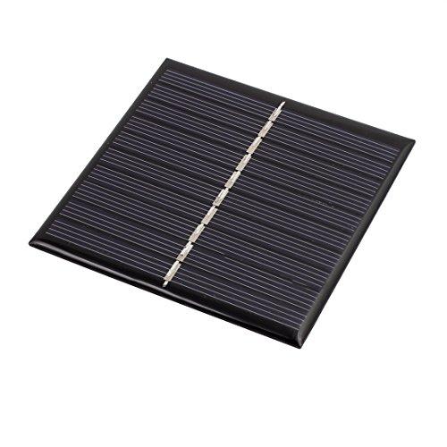 sourcing map 80 mm x 80 mm 0,8 Watt 5 Volt polykristallines Solarzellen Modul DE de