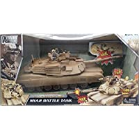 Elite Force M1A2 Battle Tank Vehicle by Blue Box (Toys)