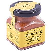 Orballo-Pimentón picante ecológico-50g