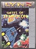 Atari Inc. Gates of Zendocon - Lynx
