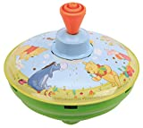 Bolz humming spinning top with Disney's Winnie the Pooh motif, approx. 13 cm, item model number: 52480