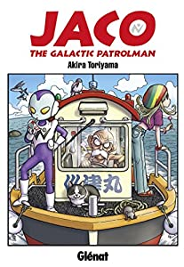 Jaco the Galactic Patrolman Edition simple One-shot