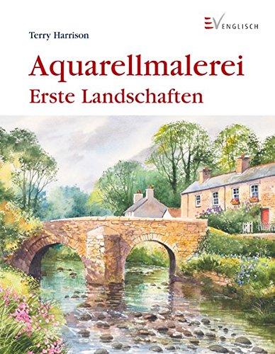 Aquarellmalerei Erste Landschaften
