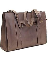 Floto Roma Shoulder Bag In Grey Italian Calfskin Leather