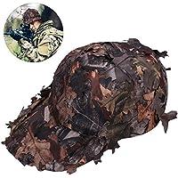 Chapeau de camouflage, Chapeaux seau Boonie Cap Formation de chasse en  plein air Jungle Maple bb772688627