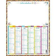 Oberthur–Calendario para dibujar (escolar–2016–2017–personalizable