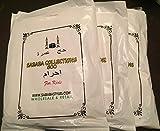 10 SET LOT SALE-Ihram for kids 2 PCS OF WHITE TOWEL CLOTH/SOFT/ABSORBENT/GOOD QUALITY/HAJJ