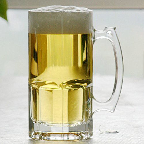 upper-large-beer-beer-cup-1-liter-1000ml-transparent-glass-with-beer-glass-cup-thick-bar990ml