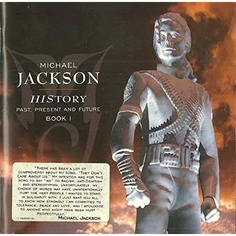 incl. It Don't Matter If You're Black Or White (CD Album Michael Jackson, 30 Tracks)